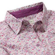 Hoggs Ladies Shirt. Bella - Flora Size 8