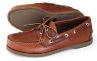 Orca Bay Ladies Shoes. Creek - Saddle