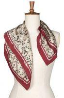 Toggi Ladies scarf. Swinford - Claret