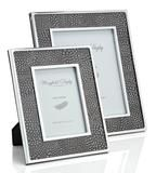 Wingfield Digby Guinea Fowl Feather & Glass Photo Frame