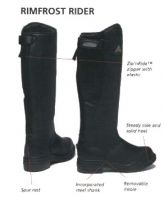 Mountain Horse Rimfrost Rider II Long Boot